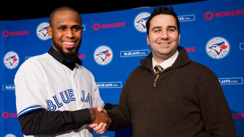 Jose Reyes will help fuel the Blue Jays to the top in 2013.
