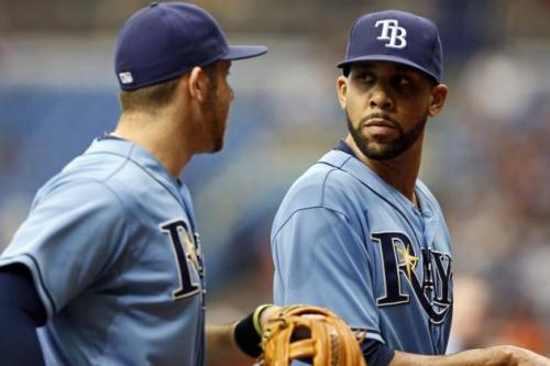 price and rays