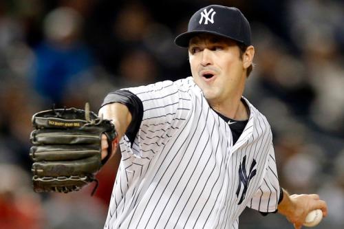 Rays at Yankees
